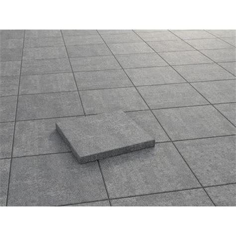 Betonplatten 20 X 40 4135 by Terrassenplatte Beton Palermo Grau Nuanciert 40 X 40 X 5