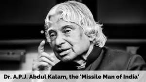 Missile Abdul Kalam Essay by Essay On Of Dr A P J Abdul Kalam The Missile Of India Essays On Quotes