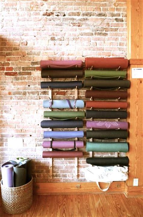 Mat Storage by Storage Idea For New Studio Studio