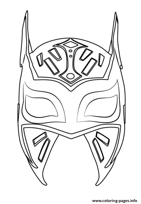 mask coloring pages cara mask coloring pages printable