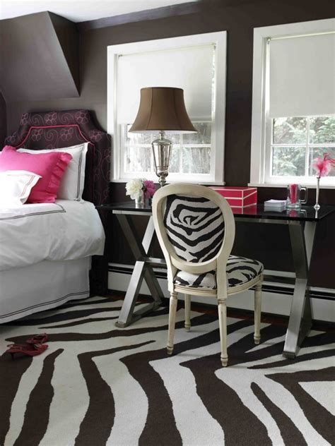 zebra print teenage bedroom ideas zebra print home design ideas pictures remodel and decor