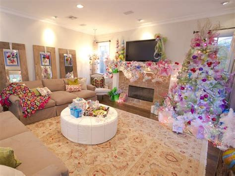 hgtv holiday home decorating celebrity holiday homes holiday decorating and