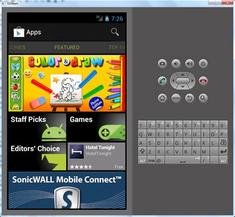 emulator android installing play on android emulator