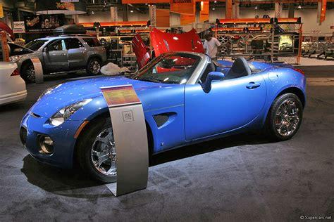 2006 pontiac solstice review 2006 pontiac solstice gxp r concept review supercars net