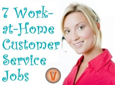 Customer Service Work From Home by Telecommuting Leads Archives Vocations