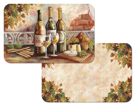wine themed home decor grape kitchen decor theme ceramics wine grape tuscan