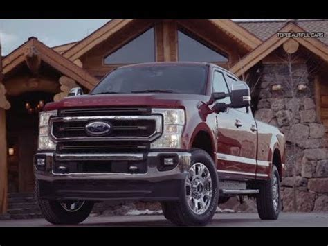 ford   super duty king ranch specs  drive