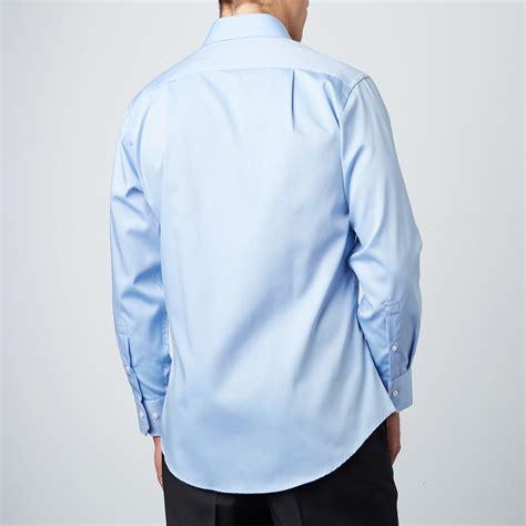 light blue button up shirt classic fit button up shirt light blue xl gruppo
