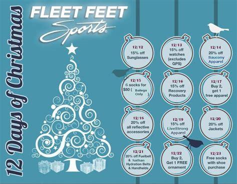 Fleet Feet Gift Card - fleet feet fitnews