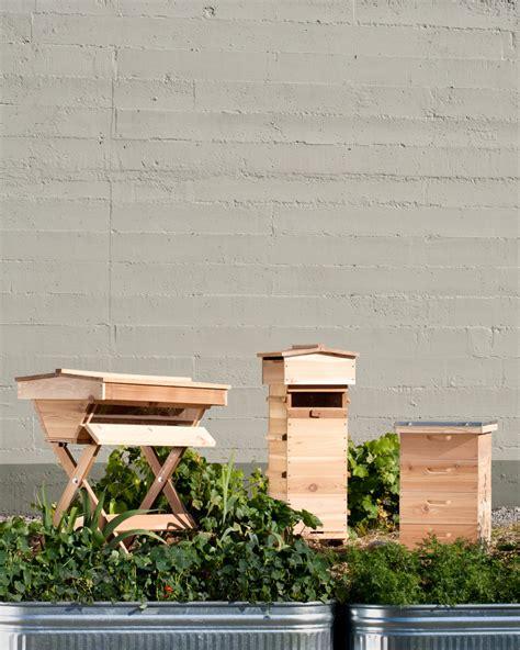 Handmade Portland - three stunning handmade beehives portland monthly