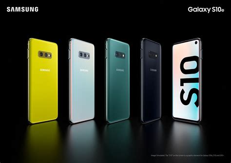 The Samsung Galaxy S10e by Samsung Galaxy S10e Price In India Samsung Galaxy S10e Launch Date Specification Features