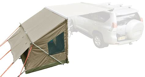 canopy tent with awning tagalong tent rv5t rhino rack