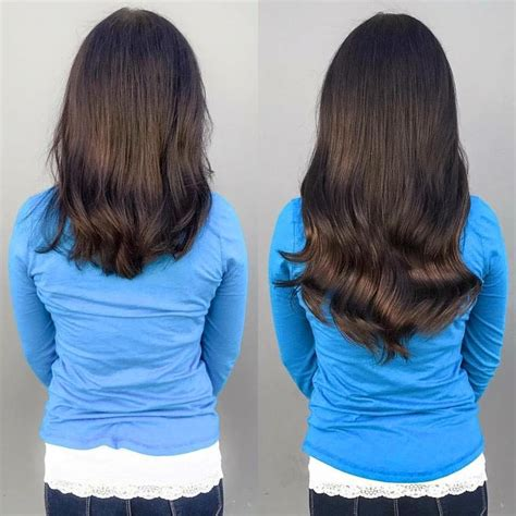 hidden crown hair extensions hidden crown hair extensions transformation color 3