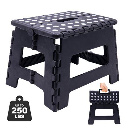 7 Inch Step Stool by Folding Step Stool Strong Plastic 9 Inch Step Stool