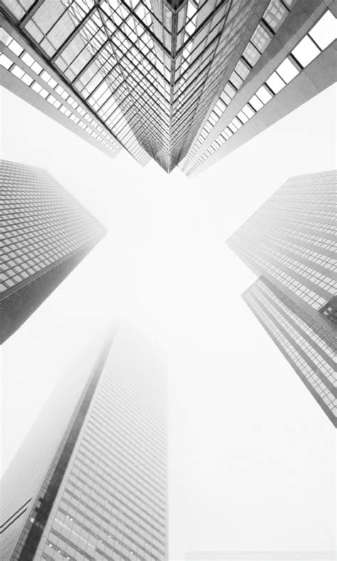 skyscraper wallpaper black and white toronto skyscrapers black and white 4k hd desktop
