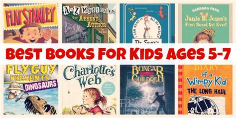 the best children s books five books top books for kids ages 5 7 fabulessly frugal