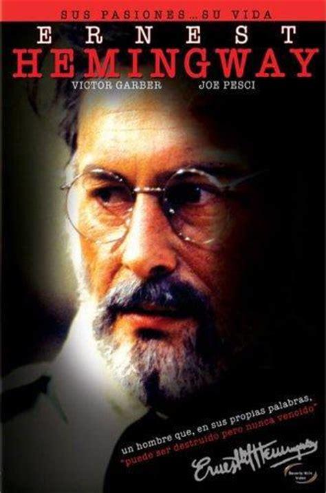 ernest hemingway biography shqip hemingway fiesta y muerte 1988 filmaffinity