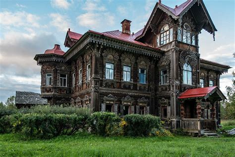 home in russian beautiful country house in russia places