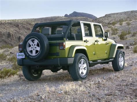 jeep wrangler jeep wrangler unlimited buying guide