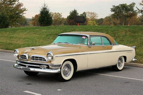 1955 Chrysler New Yorker Deluxe by 1955 Chrysler New Yorker Deluxe St Regis Hardtop Mopar