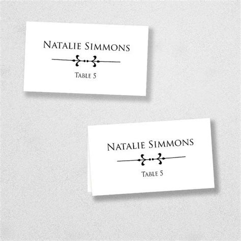 place card template for mac place cards template butterfly place cards