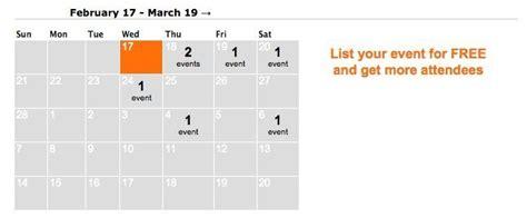 design pattern event event calendar design pattern exle at events at