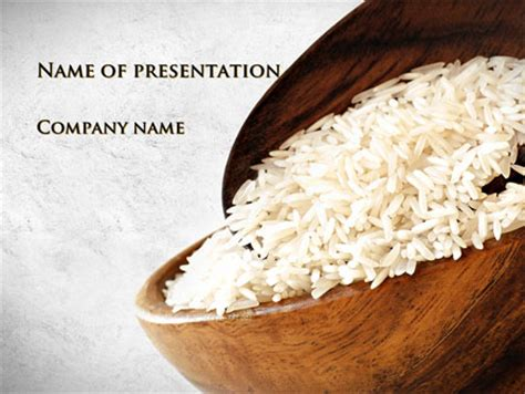 powerpoint themes rice oblong rice presentation template for powerpoint and