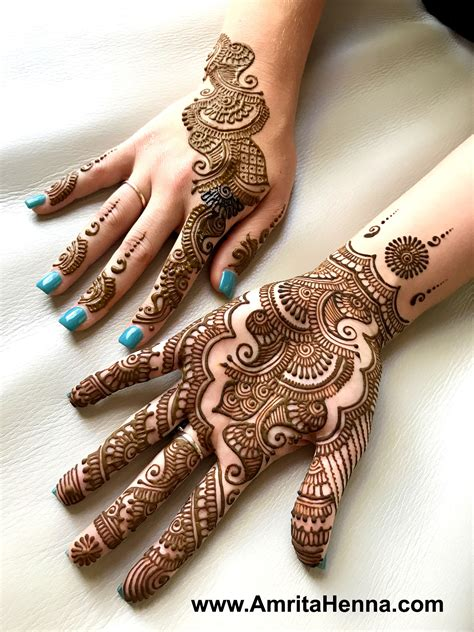 Top 10 Must Try Henna Designs For Your Sister S Wedding Best Designs For