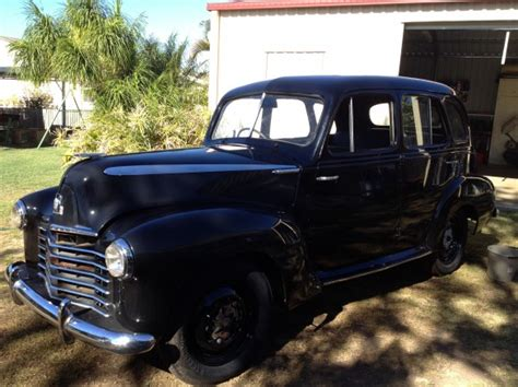 vauxhall australian 1949 vauxhall australian velox velox shannons