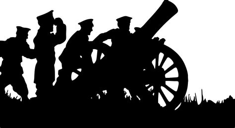 soldier silhouette png clipart   cliparts