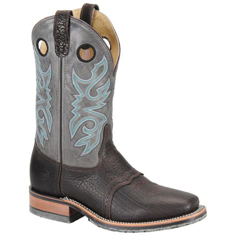 s h boots s h boots 174 steel toe square toe ice roper