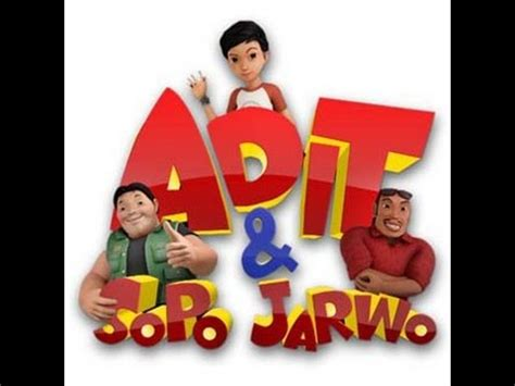 film animasi seru 2015 adit sopo jarwo animasi indonesia 2015 lucu seru youtube