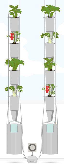 Window Sill Hydroponics Two Column Windowfarm Product Collaboratively Developed