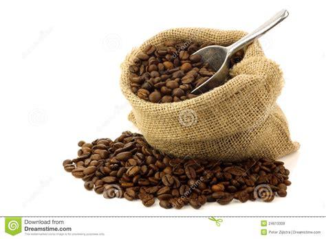 free wallpaper zarna coffee beans in a burlap bag stock image image 24613309