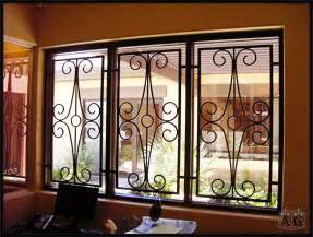 home window security five facts about wrought iron security bars allied gate co