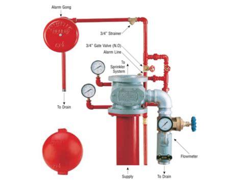 Alarm Check Valve Dia 100 Mm sri sprinkler alarm valve 150mm firesafe