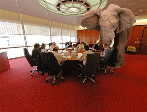 elephant in the room exle the mainstream media ignores the elephant in the room flopping aces