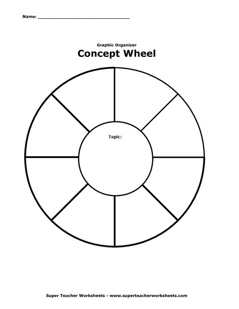 8 Best Images Of Concept Web Graphic Organizer Writing Web Graphic Organizer Web Graphic Concept Web Template For Word