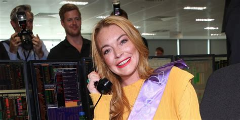 Lindsay Lohan Has No by Lindsay Lohan Has A New Accent Business Insider