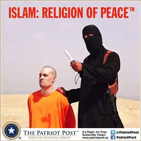 Of Peace Meme - islam religion of peace tm the patriot post