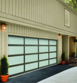 Translucent Garage Door by A Home That Is Truly Yours Design Basics