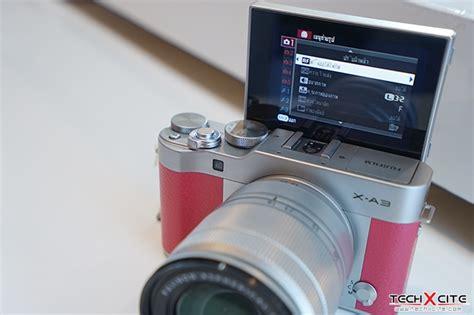 blackpink camera preview fujifilm x a3 it knowledge center