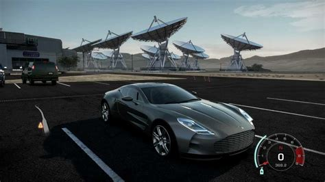 Aston Martin One 77 Top Speed by Need For Speed Pursuit Free Roam Aston Martin One