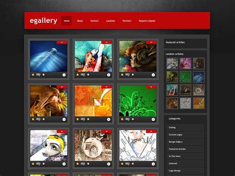 elegant themes gallery egallery wordpress theme