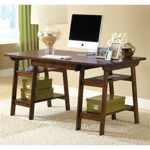 Wood Home Office Desks Wood Home Office Furniture Furniture Design Ideas