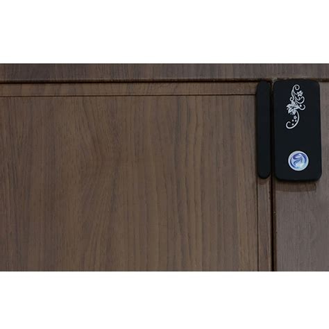 wireless gsm sms door window magnetic sensor alarm alarm pintu black jakartanotebook