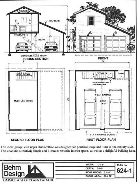 Garages With Lofts Floor Plans by 110 Best Garage Images On Gambrel Gambrel