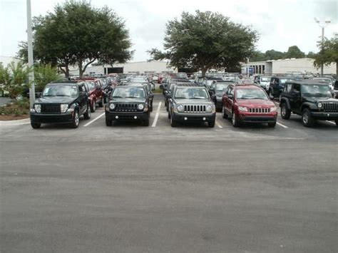 Jeep Dealers Florida Jacksonville Chrysler Jeep Dodge Ram Arlington