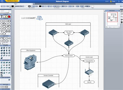 network layout online image gallery network diagram online free