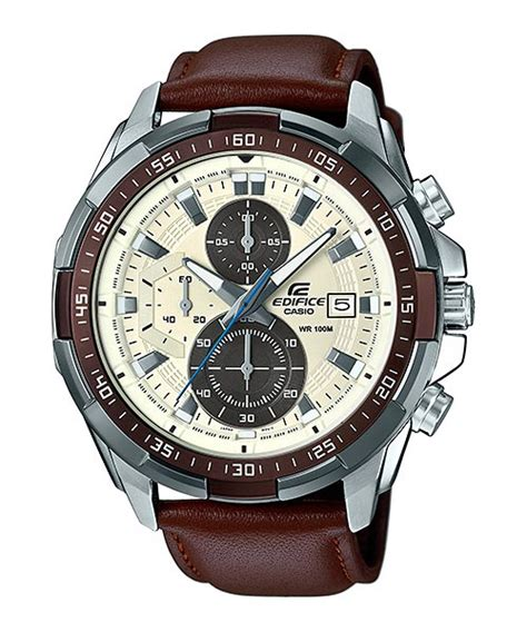 Casio Edifice Efr 539 Black edifice black brown blue efr 539l